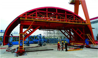 Road Tunnel Formwork System
