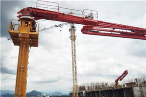 HG32C-3R Concrete Placing Boom –32m in Vietnam