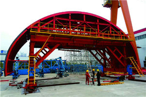 China Railway Burean Group – Retractable Tunnel Formwork System
