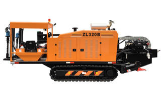 ZL320B HDD Machine For Sale