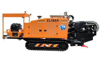ZL360A Horizontal Directional Drilling-165rpm Hi Speed
