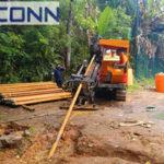 Video: Customers love ZLCONN 45T HDD Machine in rock drilling