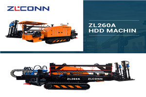 Introduction of horizontal directional drilling machine 03-Characteristics of horizontal directional drilling machine (2)