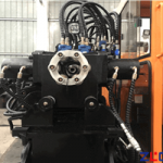 Horizontal directional drilling machine structure 03-Power head structure