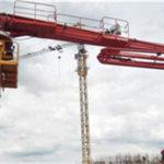 HG32C-3R Hydraulic placing boom