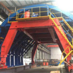 Retractable Tunnel Formwork System