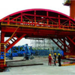 Road Tunnel Formwork System