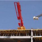 HG28C-3R, Concrete Placing Boom