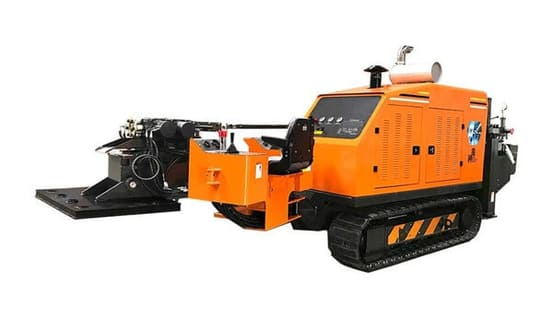 Horizontal Directional Drilling ZL320B