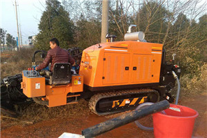ZL260A HDD Machine 150m 300mm Hard Red Soil