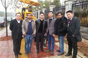 ZL360A HDD Machine -Ship to Bangladesh Customer