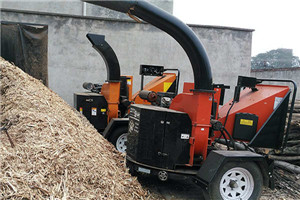 Grinder Machine MTZL690 – Ship to Daxing Forest Farm