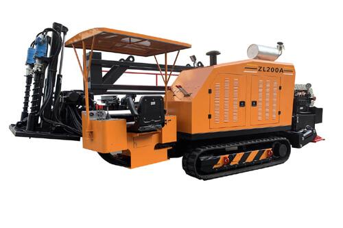 ZL200A HDD Machine Price 20t, Cummins 118kw
