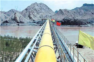 2013 HDD Machine industry insight 04-China-Myanmar natural gas pipeline is fully connected