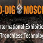 HDD Machine Exhibition 01-Russia International Trenchless Technology Exhibition 2020