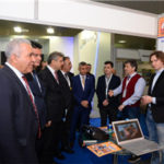 HDD Machine Exhibition 03-2020 Istanbul Trenchless Technology Exhibition