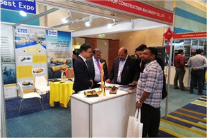 HDD Machine Exhibition Insight 09-2019 The 11th Middle East (Dubai) International Trenchless Technology Exhibition